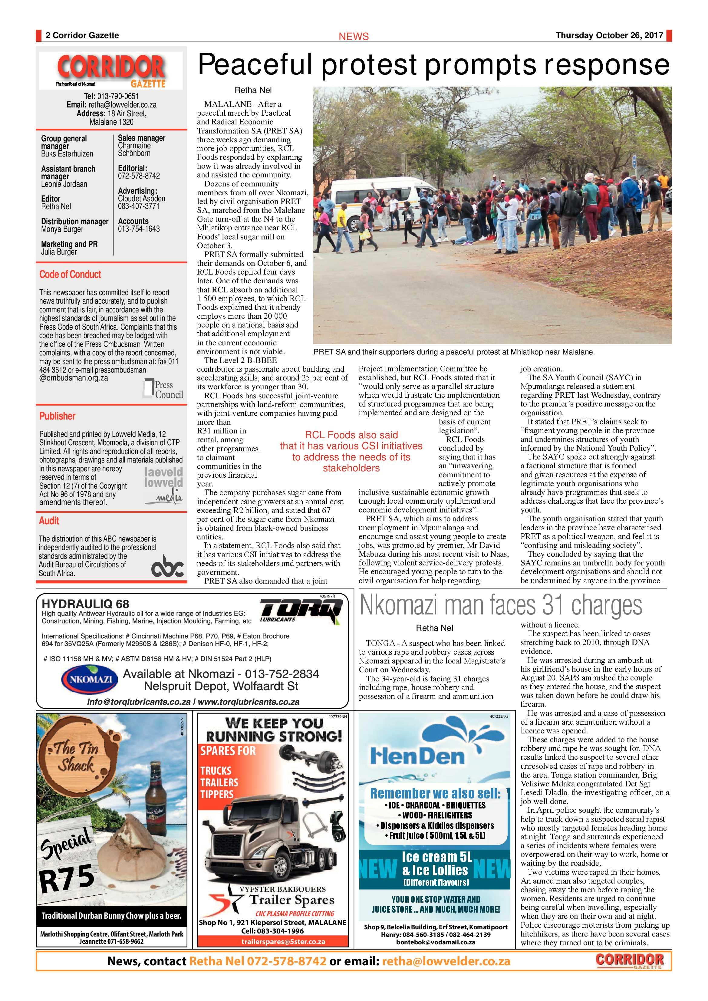 View gauteng gazette online listen the inauguration online